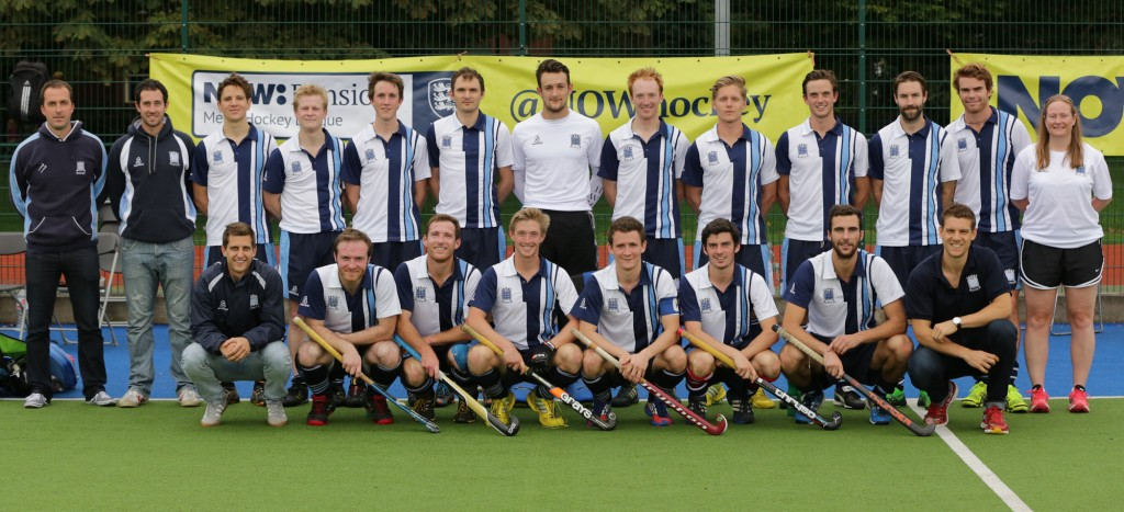 Photo courtesy of Hampstead and Westminster Hockey Club