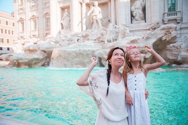 Accessible destinations Rome